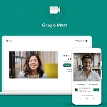 Panggilan 'tak Terbatas' Gratis Google Meet Lanjut Hingga Juni