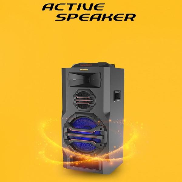 PAS 12SA15, Active Speaker Polytron yang Support Gitar dan Keyboard