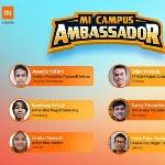 Angkat Tech Enthusiast, Xiaomi Lantik 10 Mi Campus Ambassador