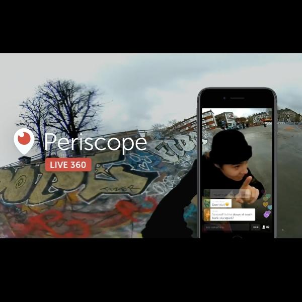 Live Video Makin Asik dengan Periscope dan Twitter