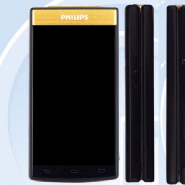 Dapat Sertifikasi TENAA, Philips V800 Segera Diluncurkan