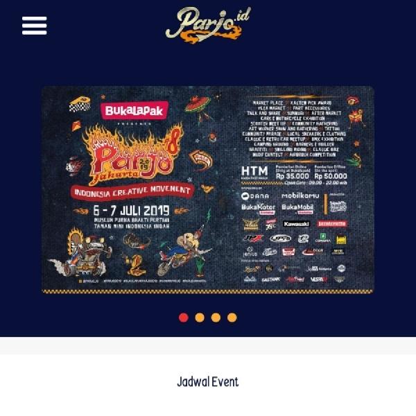 Parjo Apps Sinergikan, Builder, Aftermarket dan Customer, Diluncurkan di Bukalapak Parjo 2019