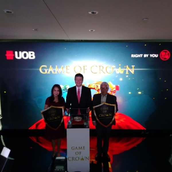 UOB Indonesia Rilis Game of Crown