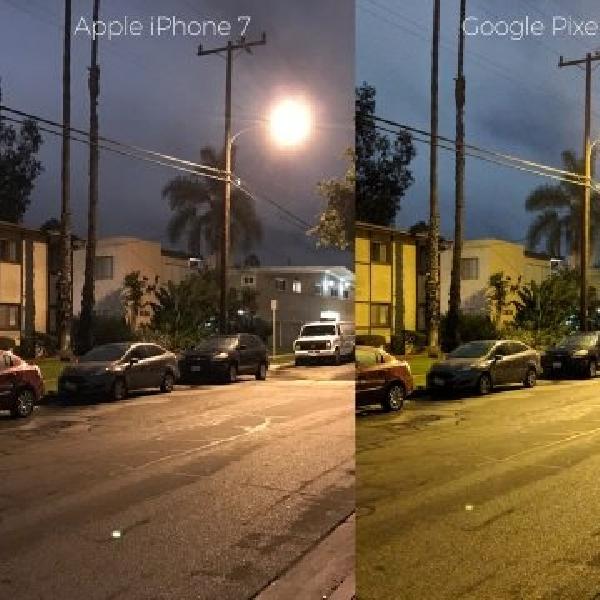 Hasil Foto Low Light Google Pixel vs iPhone 7 vs Galaxy S7 edge Bagus Mana?