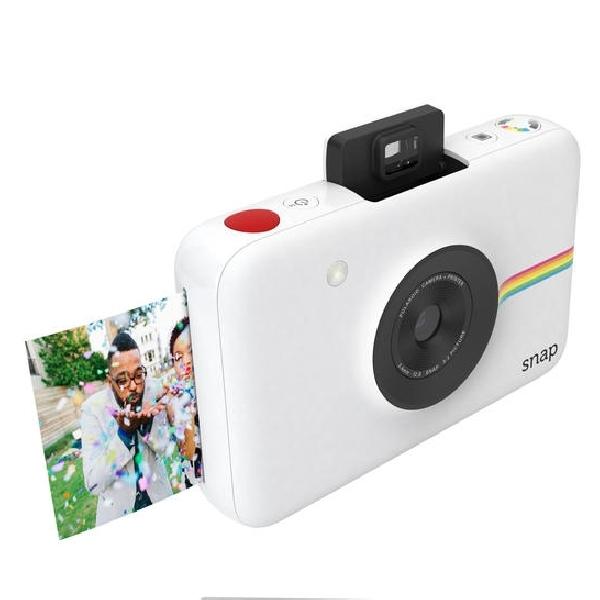 Polaroid Snap+, Kamera Digital Dengan Fitur Cetak Foto langsung
