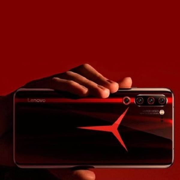 Ponsel Gaming Lenovo Legion Bocor dengan Desain Radikal