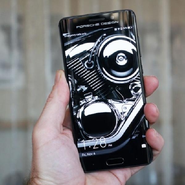 Porsche Design Mate 10 Limited Edition Smartphone dari Huawei