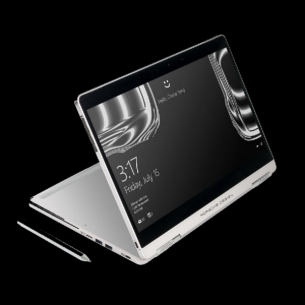 Usung Konsep Hybrid, Ini Laptop Perdana Porsche Design