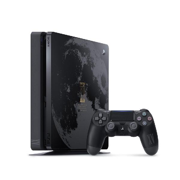 Debut Perdana, PS4 Slim Dipoles Tema FFXV