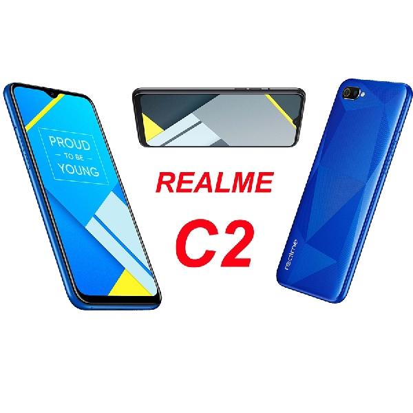 Realme C2 Resmi Meluncur, Ini Spesifikasinya