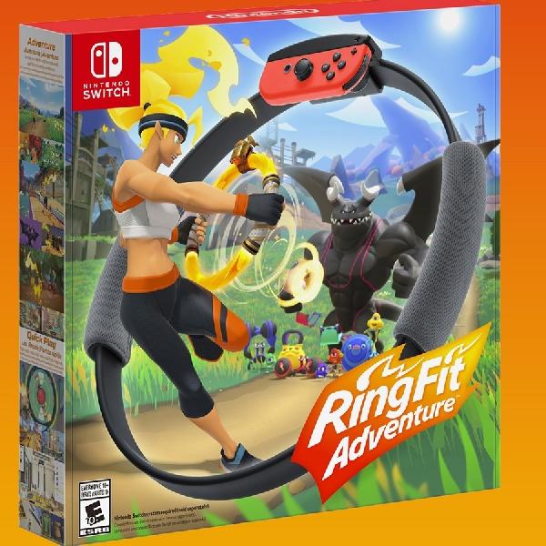 Nintendo Perkenalkan Perangkat Baru Untuk Switch, Ring Fit Adventure