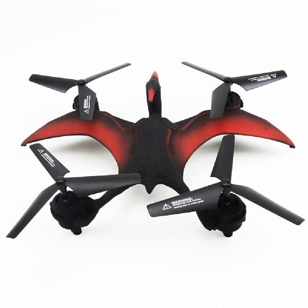 Keren! Drone Ini Punya Bentuk Mirip Pterodactyl
