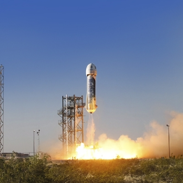 Roket Besutan Amazon Sukses, Siap Komersial