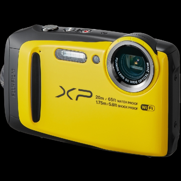 Libas Semua Medan, Ini Kamera Kompak Premium Terbaru Fujifilm