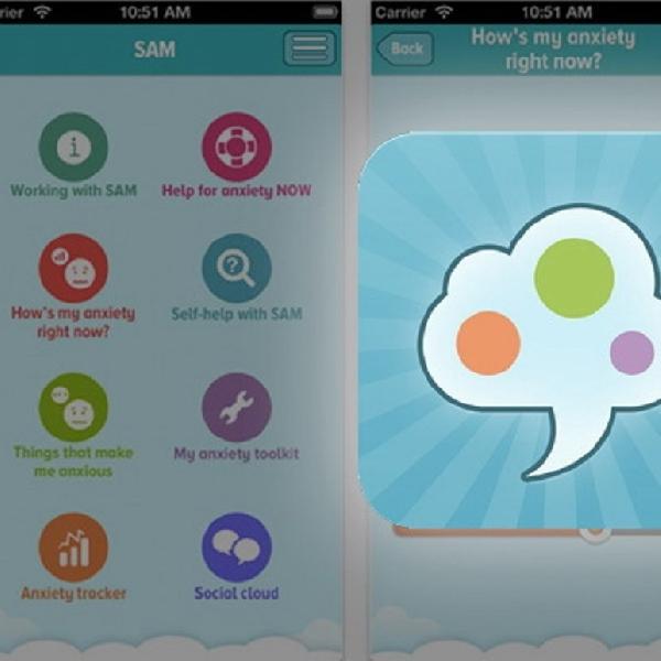 SAM, Aplikasi Smartphone Pemantau Tingkat Stress
