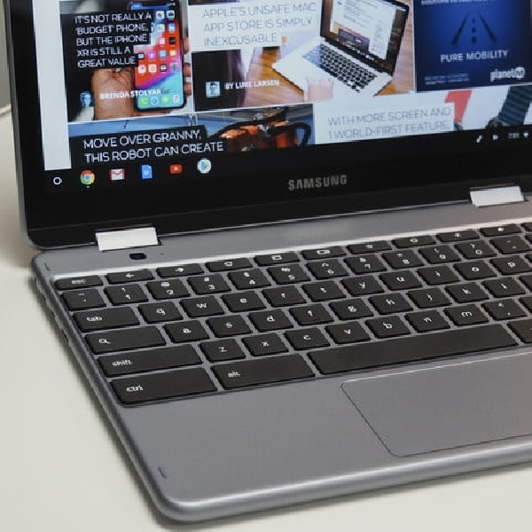 Chrome OS 70 Akhirnya Tersedia Dengan Mode Tablet