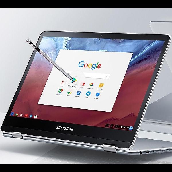 Laptop Samsung Ini Bisa Diubah Jadi Tablet PC