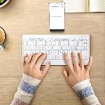 Samsung Luncurkan Keyboard Nirkabel Baru