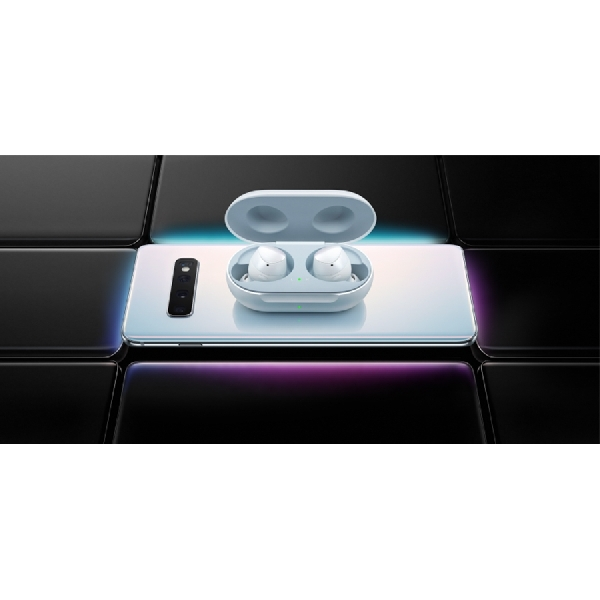 Samsung Galaxy Buds Plus Pamer Tiga Warna