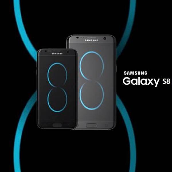 Samsung Bekali Galaxy S8 dengan Sensor Fingerprint Terbaru