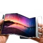 Samsung Pamerkan Sekelompok Teknologi Layar Baru