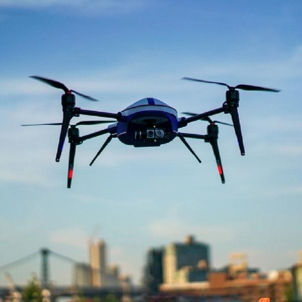 Selama Terbang Hybrid Drone Ini Bisa Ganti Mode Tethered ke Untethered