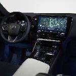 Sistem Multimedia Baru Toyota: Layar Sentuh 14-inci dan Navigasi Awan