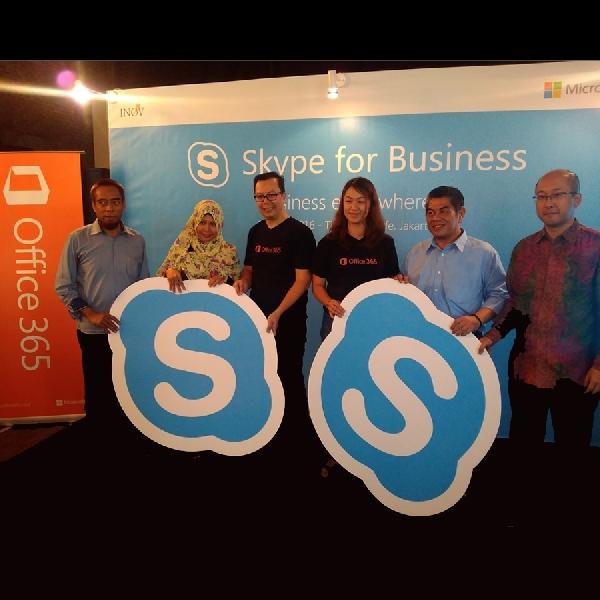 Sasar Segmen Berbeda, OTT Skype Ini Diklaim Aman