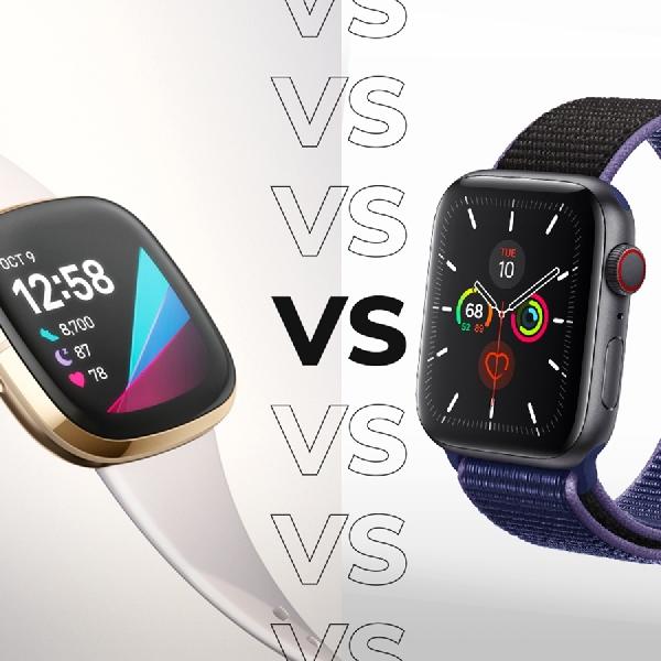 Fitbit Umumkan Jam Tangan Pintar, Jadi Penantang Apple Watch
