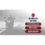 Merasakan Sensasi Akselerasi Motor Suzuki Melalui Ponsel Pintar