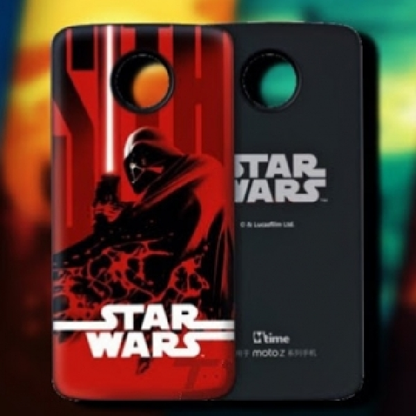Tunggu Momen, Motorola Siapkan Moto Mod Star Wars Edition