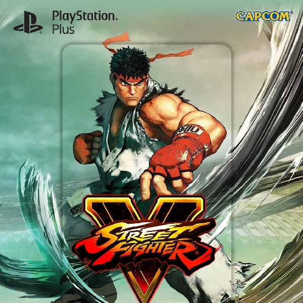 Sony Computer Entertainment Asia Luncurkan Game Street Fighter V Untuk PS4
