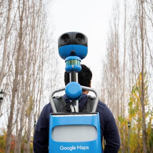 New Trekker dari Google Tantang Anda Merekam Lokasi yang Belum Tersentuh StreetView