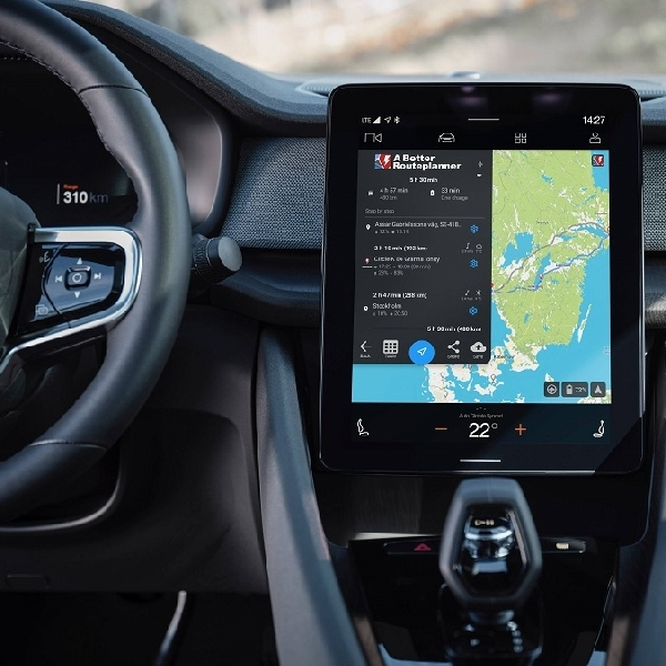 Susul Android Auto, Aplikasi Navigasi EV Teratas Diluncurkan