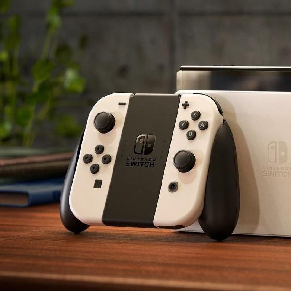 Nintendo Switch Upgrade OLED Screen