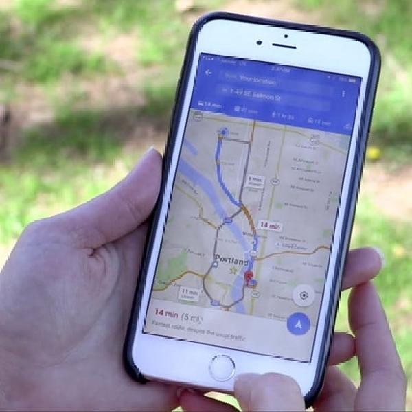 Google Maps Hadirkan Pencarian Khusus Untuk Pengguna Kursi Roda.