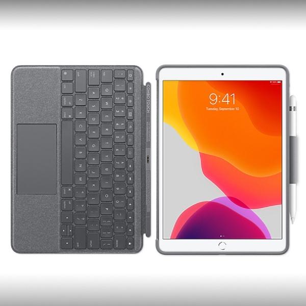 Logitech Memperkenalkan Casing Keyboard dengan Trackpads untuk iPad