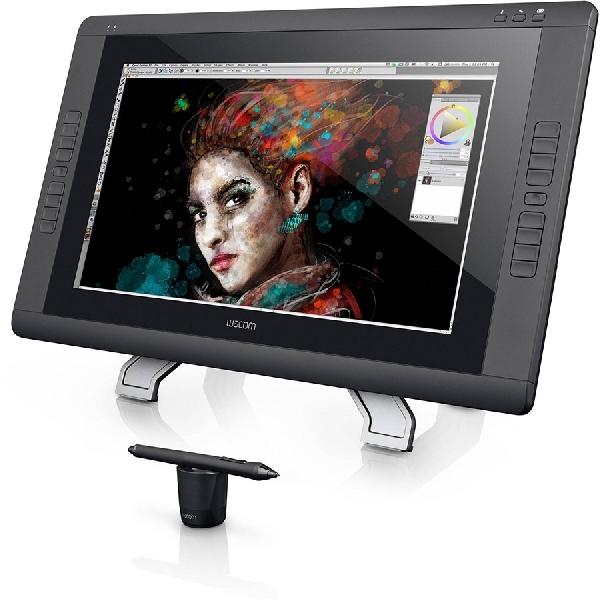 Cintiq 22 Wacom, Tablet Entry-Level Untuk Seniman Pemula