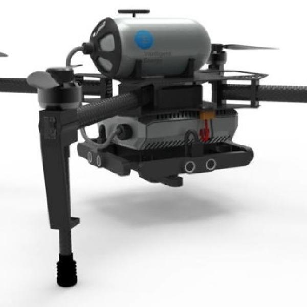 Teknologi Sel Baterai Hidrogen Mampu Terbangkan Drone Berjam-jam