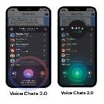 Voice Chats 2,0 Telegram Saingi Clubhose