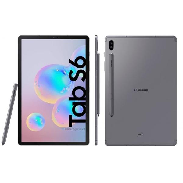 Terungkap, Berikut Spesifikasi dan Harga Samsung Galaxy Tab S6
