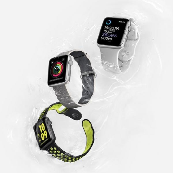 Kaya Fitur Baru, Ini Rupa Apple Watch Series 2