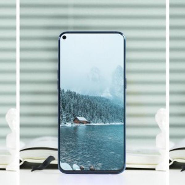 Samsung Galaxy A8s Bakal Punya Lubang Kamera di Layar