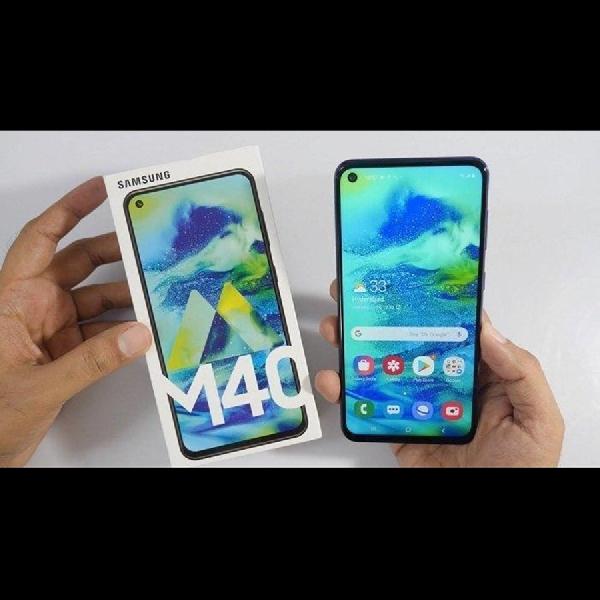 Akhirnya! Samsung Galaxy M40 mendapat Android 10