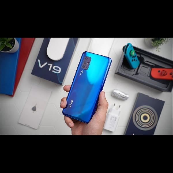 Akhirnya! Smartphone Vivo V19 Hadir di Indonesia! Berikut Spesifikasinya!