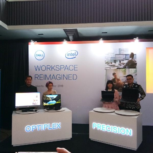 Dell Perkenalkan Lini Precision Workstation dengan Fitur VR Ready