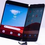 Microsoft Perkenalkan Smartphone Lipat Surface Duo, Kini Pakai Android!