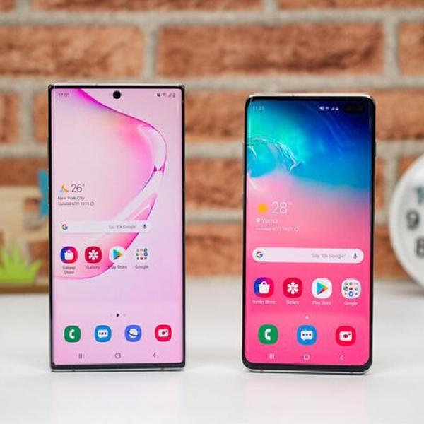 Samsung Akan Rilis Galaxy Note 10 Lite