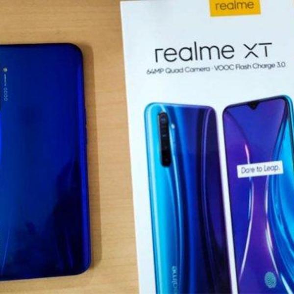 Realme XT Meluncur, Berikut Spesifikasi & Harganya
