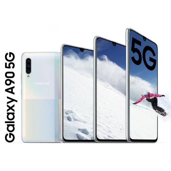 Samsung Resmi Memperkenalkan Galaxy A90 5G